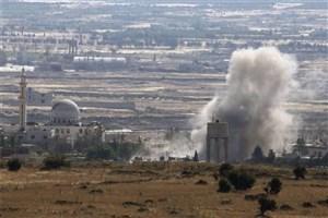حمایت آمریکا از بمباران سوریه توسط اسرائیل!