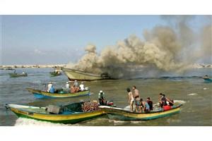 بازداشت دو ماهیگیر در غزه توسط رژیم صهیونیستی
