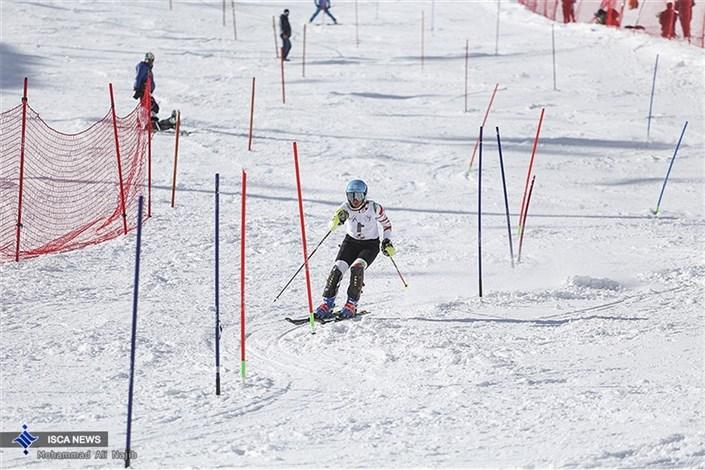 مسابقات اسکی مارپیچ انتخابی المپیک 2018