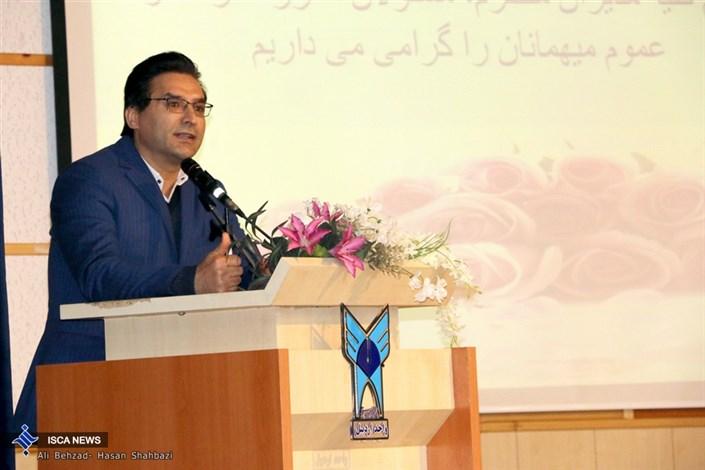 مراسم اهدای جوایز مسابقات قرآن و عترت  واحد اردبیل