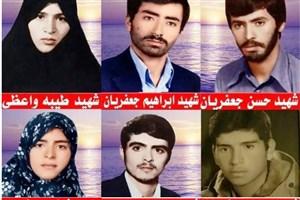 دیدار با مادری که 6 جگر گوشه خود را تقدیم انقلاب اسلامی ایران کرد