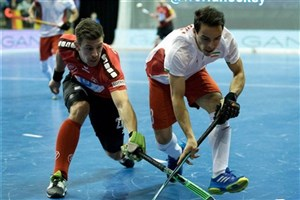Iran Ranks 3rd at 2018 Men's Indoor Hockey World Cup