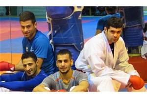 تعطیلی اردوهای تیم ملی کاراته در آستانه دومین مرحله لیگ جهانی