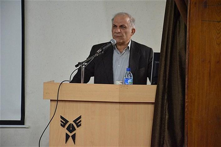 ساماندهی اساتید نیمه وقت در دانشگاه آزاد اسلامی