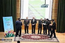معارفه رئیس بسیج اساتید دانشگاه آزاد اسلامی