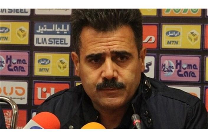 پورموسوی: به بازیکنان گفتم اگر به بازی برنگردید انقلابی در تیم انجام می دهم که همه متعجب شوید