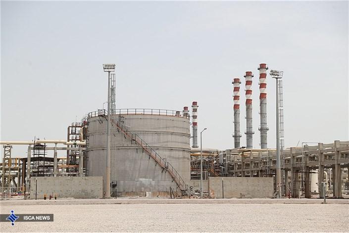 افتتاح فاز اول پالایشگاه میعانات گازی ستاره خلیج فارس توسط دکتر روحانی