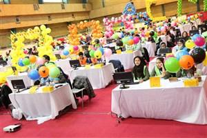 اختتامیه مسابقات برنامهنویسی دانشگاه آزاد اسلامی واحد یادگار امام(ره)  برگزار شد