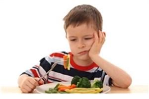 دلایل کماشتهایی و لاغری کودکان