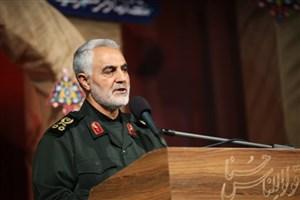 سردار سلیمانی: عملیات کربلای ۴ عملیات اصلی بود، نه عملیات فریب