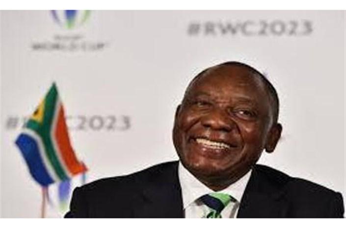 """انتخاب """"سیریل رامافوزا """" بعنوان رئیس جمهوری جدید آفریقای جنوبی"""