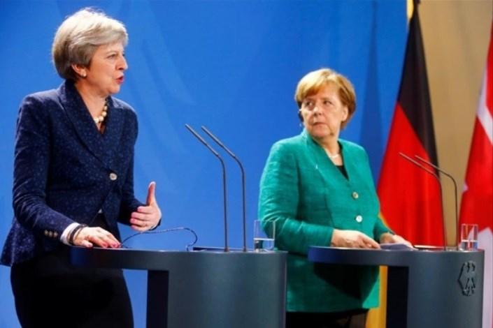 ترزا می: آلمان و انگلیس همانند آمریکا درباره فعالیت های منطقه ای ایران نگرانند