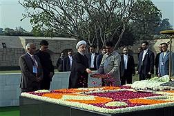 سفر دکتر روحانی رئیس جمهور به دهلی نو هند