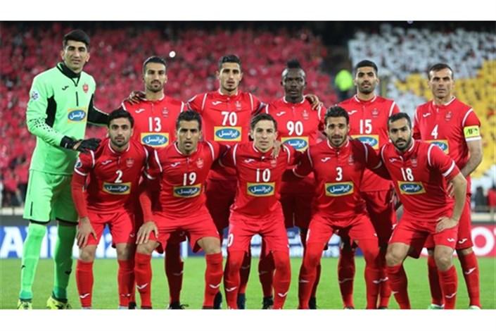 ترکیب پرسپولیس برای دیدار با استقلال خوزستان مشخص شد