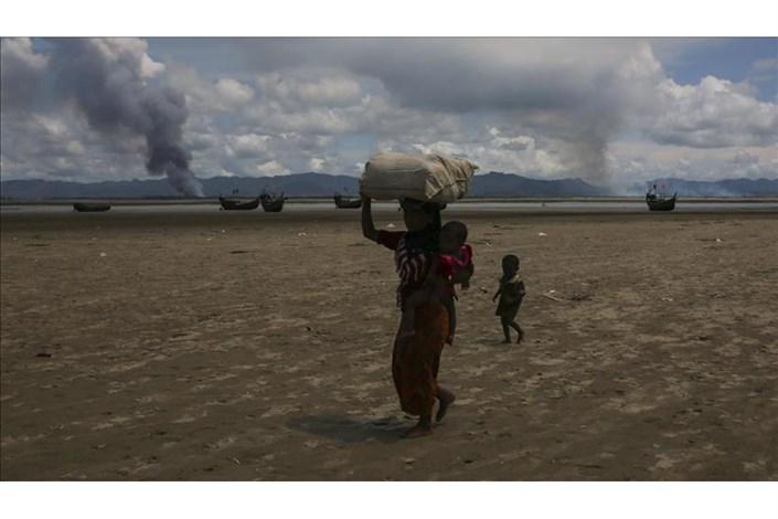 فرستاده ویژه کانادا در میانمار: راخین با خاک یکسان شده است