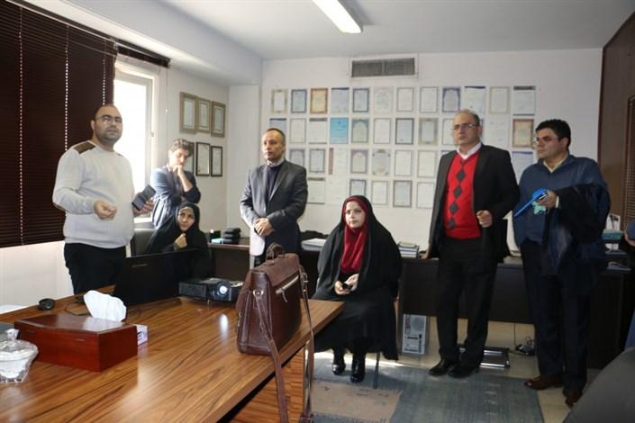 آمادگی همکاری پارک علم و فناوری دانشگاه تهران با شهرداری مشهد