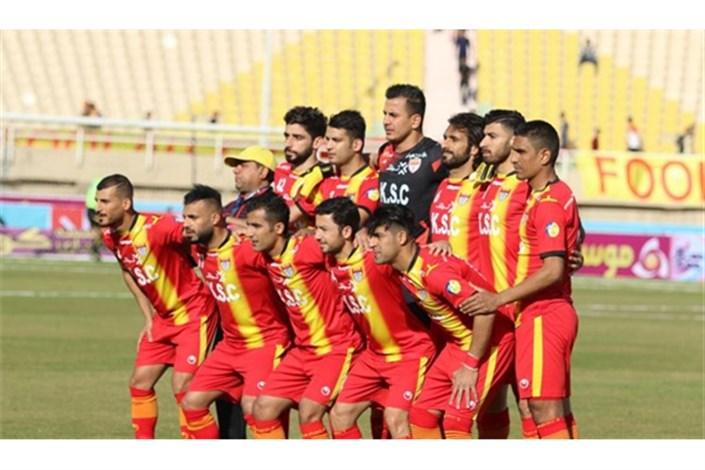 مدافع فولاد خوزستان بازی با استقلال را از دست داد
