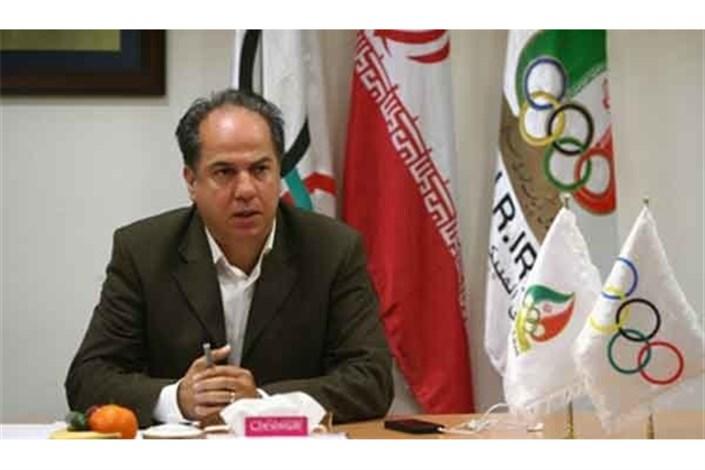 رحیمی سرپرست کاروان ایران در بازی های بوینس آیرس شد