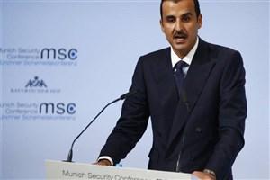 امیر قطر: بحران خلیج(فارس) بی فایده و باعث تضعیف منطقه شده است