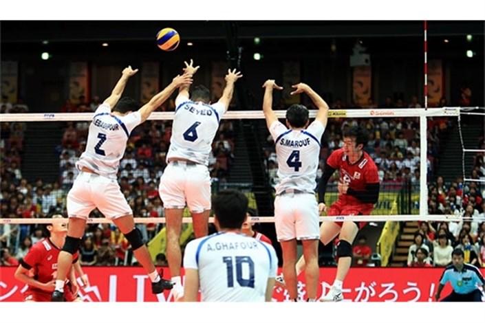 ژاپن و استونی از والیبال ایران دعوت کردند