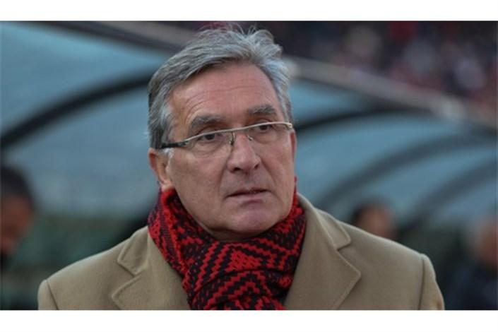 توضیح برانکو به خبرنگاران درباره اخراجش از پرسپولیس!
