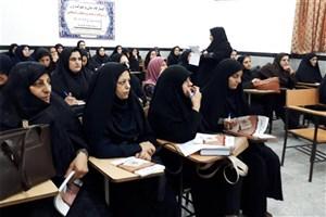 کارگاه «شان و منزلت زن از دیدگاه اسلام و انقلاب اسلامی» برگزار شد