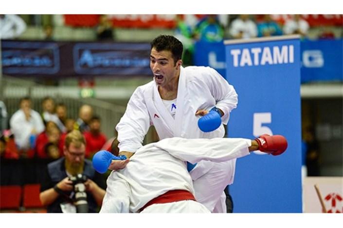 یک نقره و 5 برنز حاصل تلاش کاراته کاهای ایران در لیگ جهانی امارات