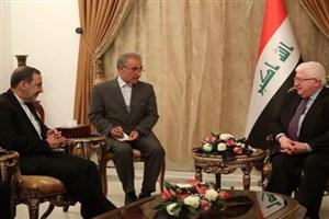 ایران در جهت تحکیم وحدت ملی در عراق از هیچ تلاشی فروگذار نمی کند