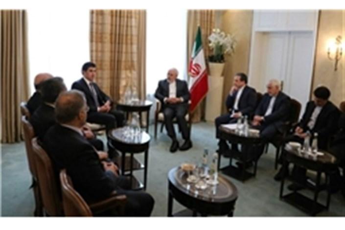 تدوین پروتکل تقویت روابط و همکاری های اقلیم کردستان عراق با ایران