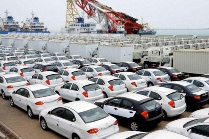 واردات 66 هزار دستگاه خودرو به ارزش 1.7 میلیارد دلار ثبت شد