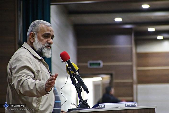 سردار نقدی: از مهارتآموزی سربازان در مسیر تحول علمی می توان استفاده کرد