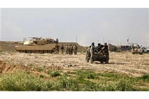 الحشد الشعبی عراق، ۲ تروریست را بازداشت کرد