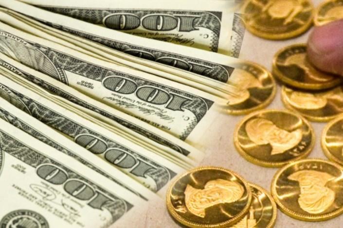 بازگشت آرامش به بازار سکه و دلار/ دلار 4584 تومان + جدول