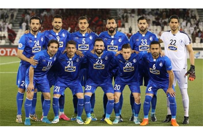 موافقت AFC با یک دقیقه سکوت قبل از بازی با الهلال/استقلالی ها با بازوبند مشکی بازی می کنند