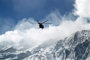 حضور ۷ بالگرد و ۳۰ پهپاد آماده پرواز در منطقه دنا