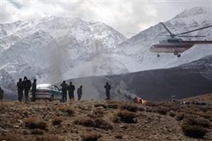 اگر هواپیما کمی بالاتر بود قله را رد میکرد/کسی زنده نمانده است