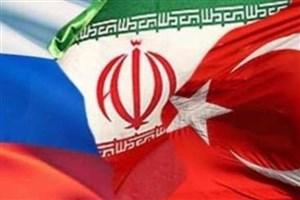 کرملین: دیدار روسای جمهور ایران، ترکیه و روسیه در آوریل