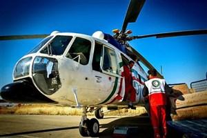 آغاز جستجوی پهباد و بالگرد هلال احمر مازندران برای یافتن سه صیاد مفقودشده