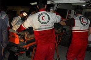 نجات کوهنورد مفقود شده در قله تفتان