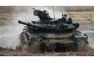 تجهیز ارتش عراق با تانک های روسی