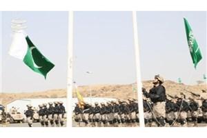 افزایش همکاری های نظامی ریاض و اسلام آباد