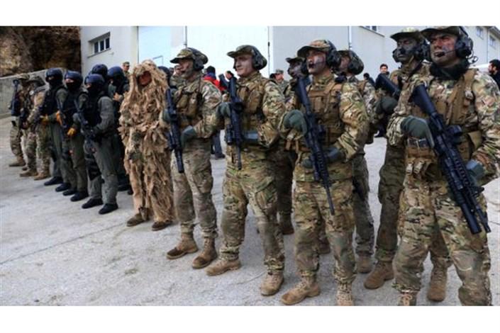اعزام نیروهای ویژه ارتش ترکیه به عفرین