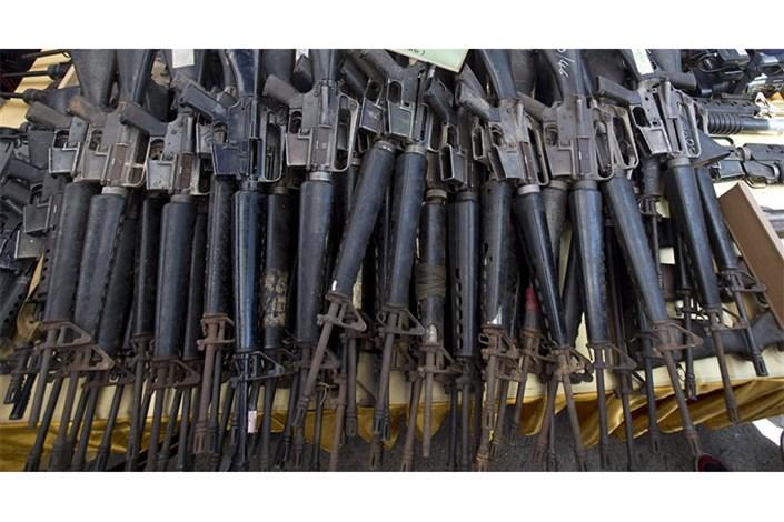 فروش سلاح های آمریکایی در وب سایت تروریست های سوریه