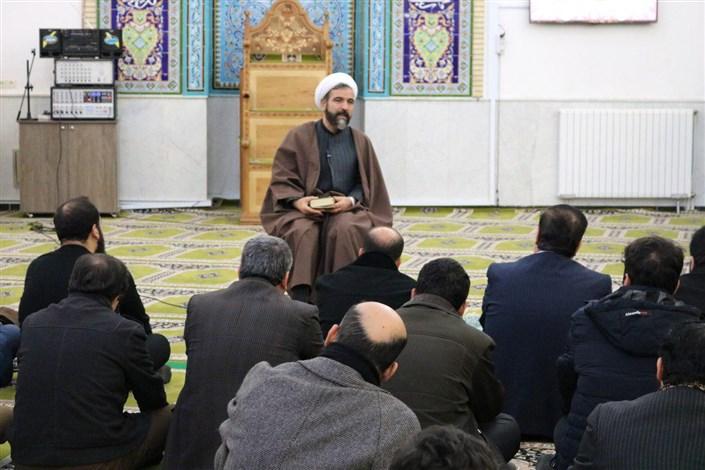 مراسم شهادت حضرت زهرا (س) در اردبیل