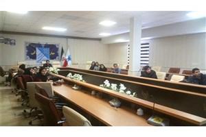 کارگاه آموزشی روزنامه نگاری در واحد اردبیل برگزار شد