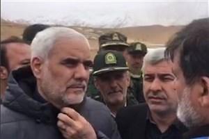 استاندار اصفهان: وضعیت جوی در قله اصلاً مساعد نیست