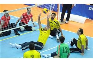 لیگ جهانی والیبال نشسته| ایران همچنان روی نوار پیروزی