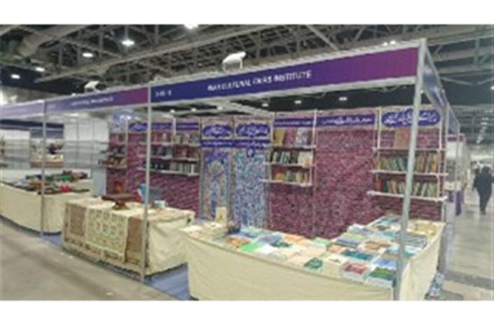 آغاز فعالیت  غرفه ایران در نمایشگاه کتاب مسقط