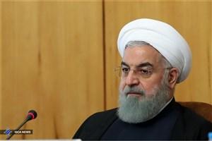 پیام تسلیت روحانی در پی درگذشت پدر بزرگوار شهیدان عبوری