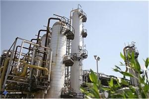 فرآورش بیش از ۶ میلیارد مترمکعب گاز در پالایشگاه بیدبلند
